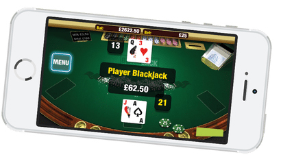 mobilen blackjack