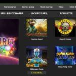 888 casino spil populære