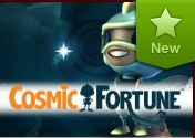 cosmic fortune spil