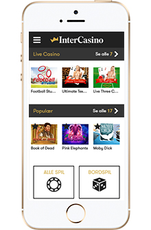 intercasino mobil casino