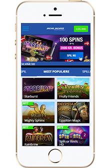 jackie jackpot mobil casino