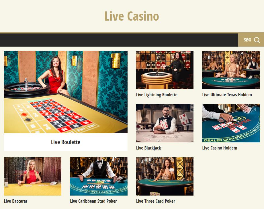 tivoli casino live casino
