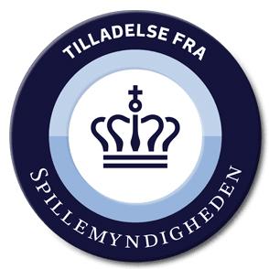 dansk licens fra spillemyndigheden