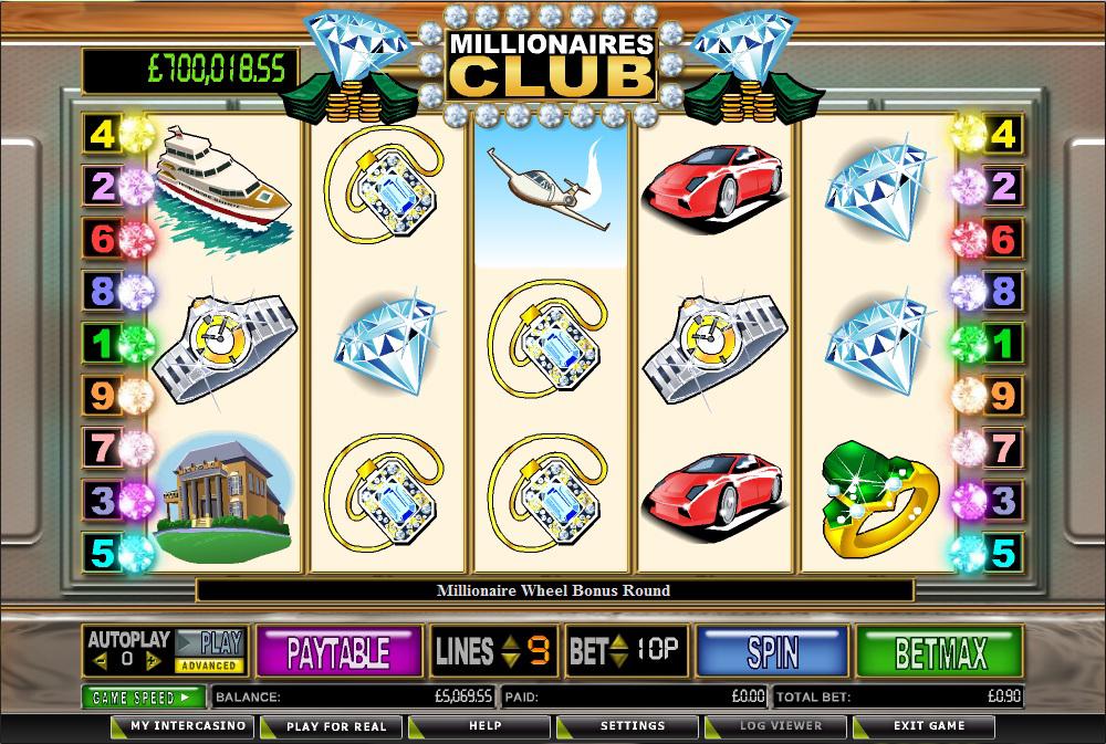 Spiele Millionaires Club 2 - Video Slots Online