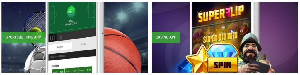 unibet mobil app