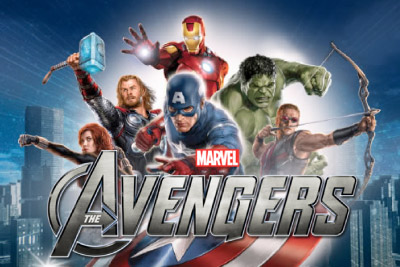 Avengers Slot