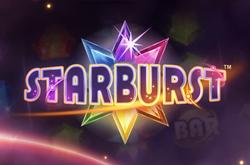 Starburst spilleautomat