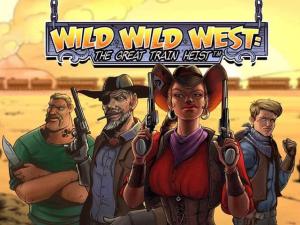 wild wild west slotmaskine