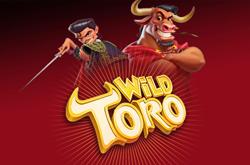 Wild Toro spillemaskine fra Elk Studios
