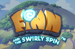 Finn and the Swirly Spin spillemaskine fra NetEnt