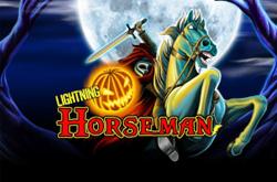 Lightning horseman spillemaskine