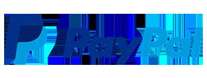 PayPal betalingsmotode logo