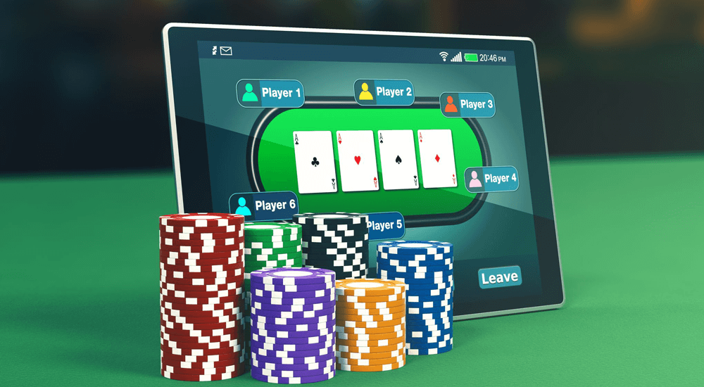 Casino på tablet og iPad
