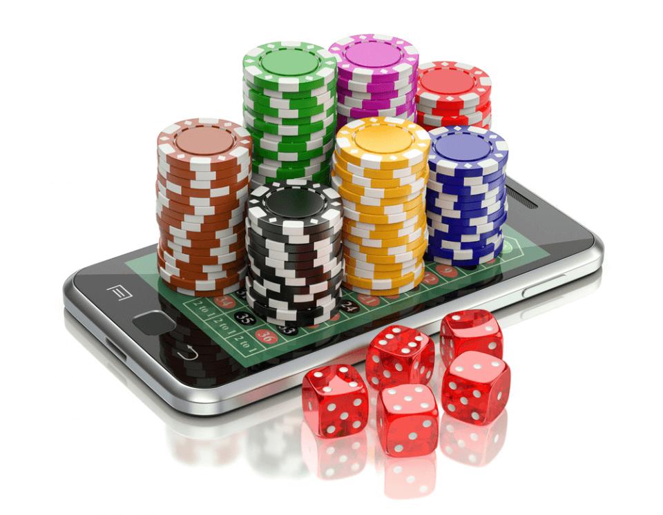 Spil casino på mobilen
