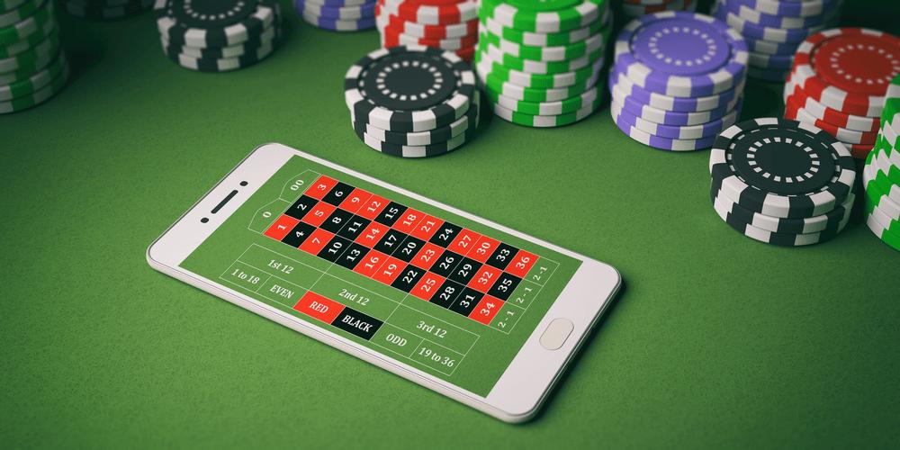 Mobil casino på farten