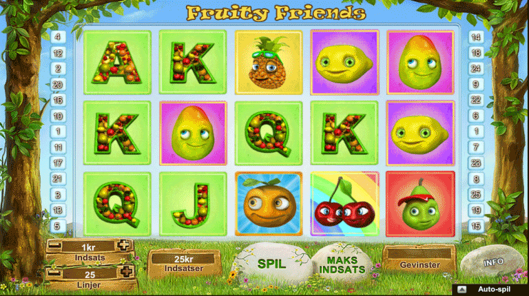 neogames fruity friends spillemaskine